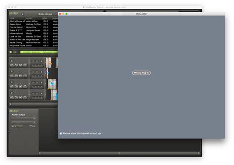 fusion tutorials mixmeister fusion tutorial screen djworx
