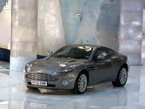 Aston Martin Die Another Day Aston Martin V12 Vanquish Bond 007 Die Another Day