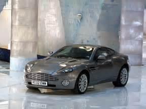 Die Another Day Aston Martin Aston Martin V12 Vanquish Bond 007 Die Another Day