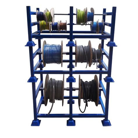 Cable Drum Racking Systems by Cable Storage Rack Pictures To Pin On Pinsdaddy