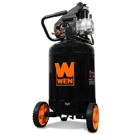 20 gallon portable vertical upright lubricated air
