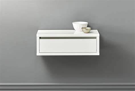 bedside shelves 10 easy pieces wall mounted bedside shelves with drawers