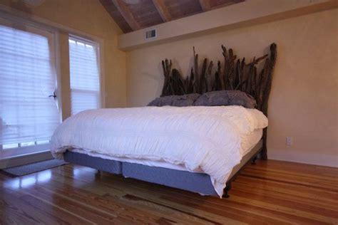 driftwood headboard ideas 25 best ideas about driftwood headboard on how to make headboard timber bed frames