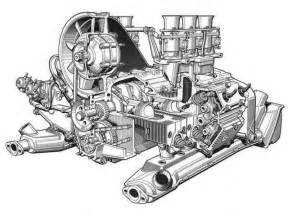 exploded drawing specs 911 engine pelican parts technical bbs