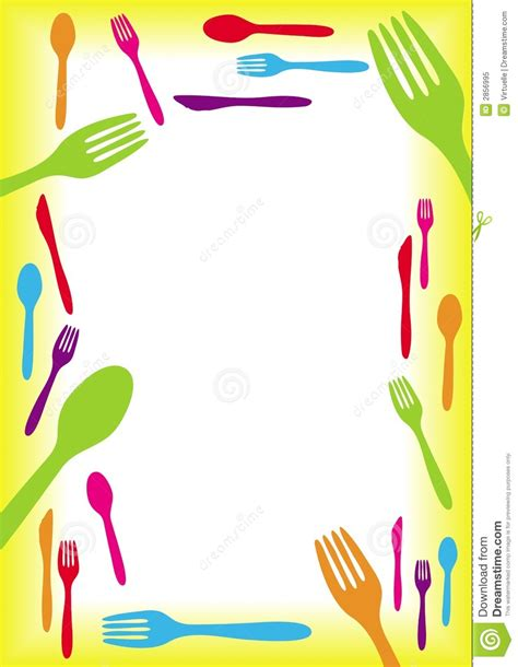 adorable download kitchen remodel tools dissland info free cutlery clipart border pencil and in color cutlery