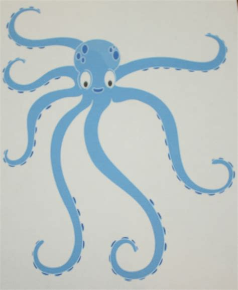 octopus template diy octopus bag with free template