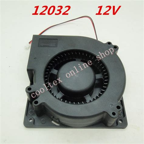 Fan Dc 12 Volt 5 Cm 5pcs lot 12032 blower cooling fan 12 volt brushless dc