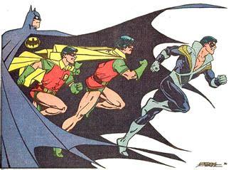 Boneka Robin Batman Classic Vintage Version Original No Tag grayson robin nightwing of spyral appreciation