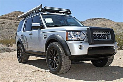 custom land rover lr4 custom lr4 with roof rack www landroversanjuantx com