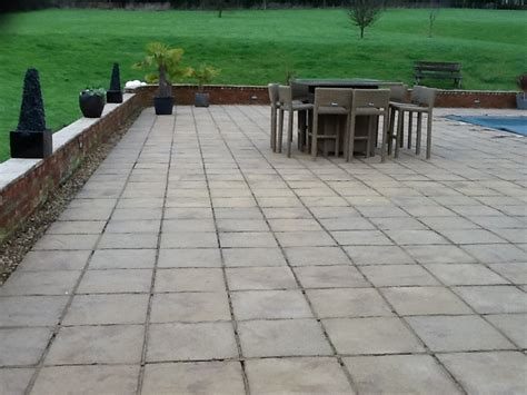 Patio Cleaning Tips by Annual Sandstone Patio Cleaning Cleaning And