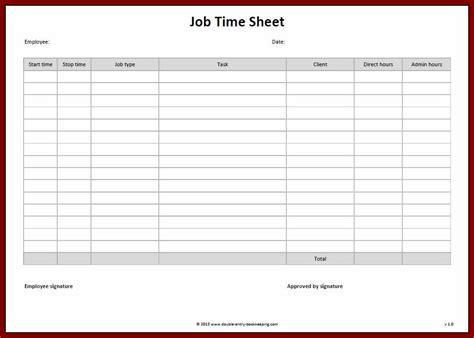 free printable time sheets templates timesheet worksheet worksheets reviewrevitol free
