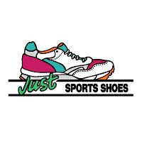 logo brand of just sport shoes in sports logos