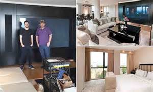 62 million penthouse collection revealed at 20 east end would you live rent free with these two men in their multi