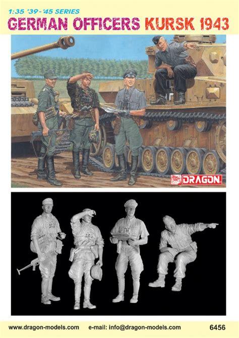 Resin Figures 135 Wss Panzer Commander Kursk 1943 6456 1 35 german officers kursk 1943 plastic model kits