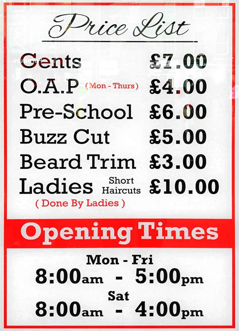 haircut prices edinburgh leith barbers edinburgh