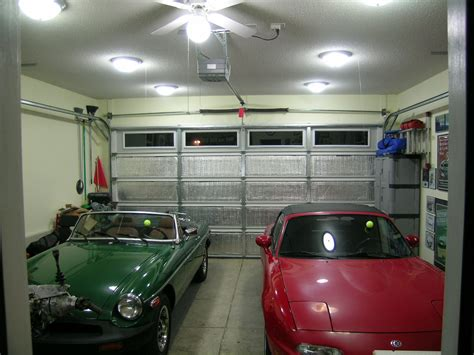 garage security lights