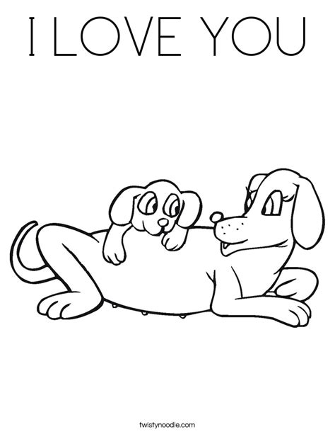 i love you baby coloring pages i love you coloring page twisty noodle