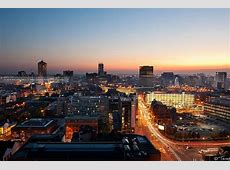 Rooftop Bars Manchester | Bars With A View in Manchester ... London Skyline At Night From Above