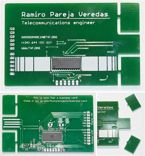 Pcb Business Card
