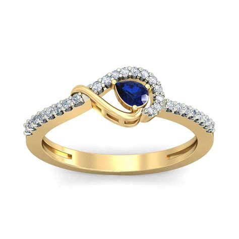 Bridal Rings by Wedding Ring Engagement Ring Blue Sapphire