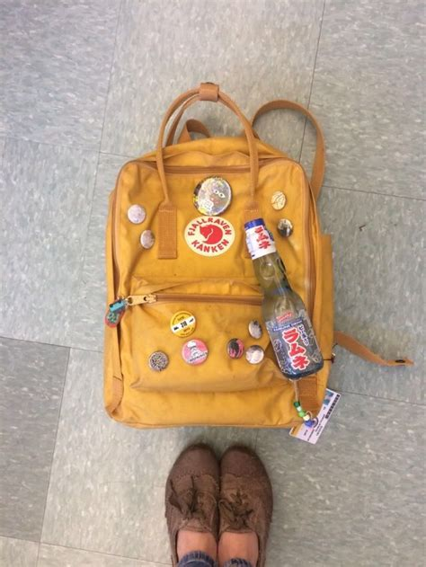 kanken backpack pins backpack inspiration aesthetic
