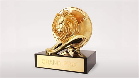 gold film craft lion string and tins film craft grand prix at cannes lions