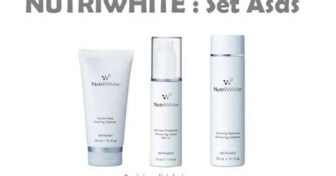 Krim Muka White Neng produk penjagaan kulit muka nutriwhite shaklee kotak vitamin saya