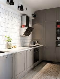 Grey Kitchen Cabinets For Sale Ilse Style Stockholm Apt For Sale Ems Designblogg