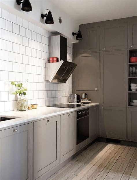 Grey Kitchen Cabinets For Sale Ilse Style Stockholm Apt For Sale Ems Designblogg
