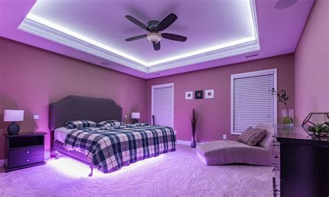 ambient lighting bedroom ambient lighting utilize led lights to set the mood of your smart home