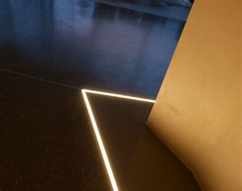 Led Floor Lighting Strips Recessed Led Floor Lighting Strips