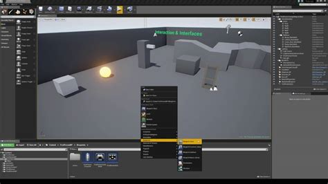 youtube tutorial unreal unreal engine 4 tutorial interaction interfaces youtube