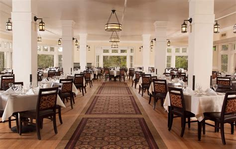 lake hotel dining room dining options at yellowstone lake