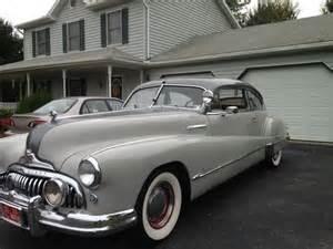 1948 Buick Sedanette For Sale Sell Used 1948 Buick Roadmaster 2dr Sedanette In