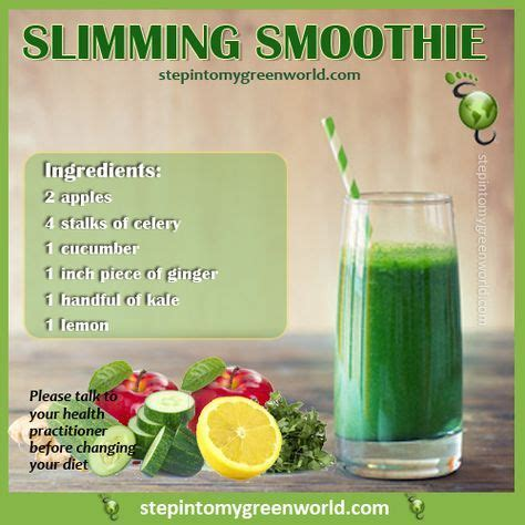 Easy Spinach Smoothie For Detox by Free Weight Loss Recipe Card Easy Detox And Smoothies
