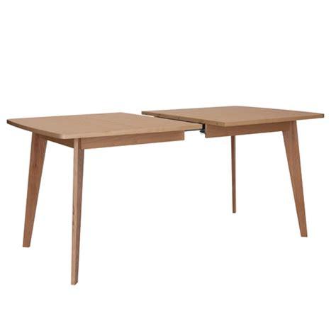 Table Chene Extensible by Table 224 Manger Avec Rallonge En Ch 234 Ne Kensal Decoclico