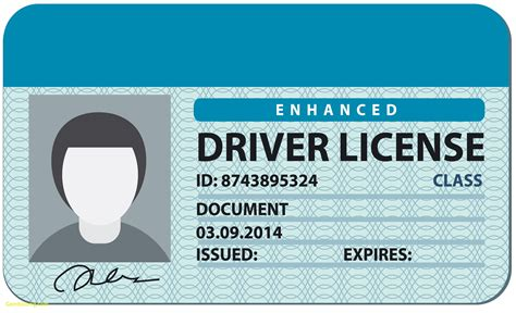 Drivers License Template by Fresh Blank Drivers License Template Best Templates