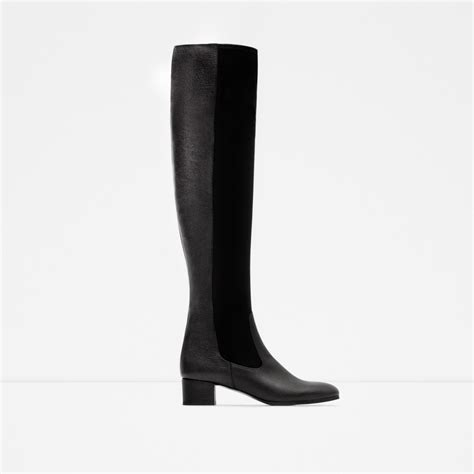 the knee boots flat flat the knee boots to buy in 2016 2018 become chic