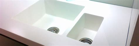 zlewozmywak corian blaty umywalki zlewozmywaki konstrukcje corian staron