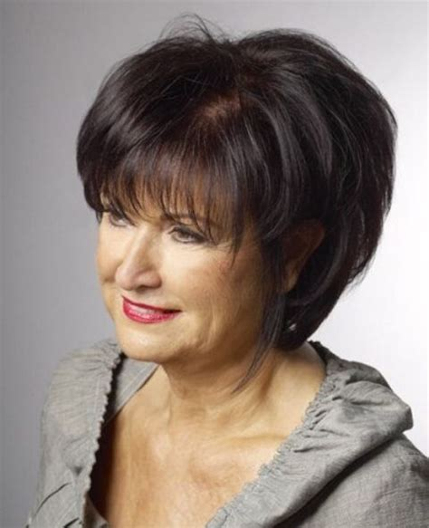 easy care hairstyle 65 years old lady cele mai bune 25 de idei despre tunsori moderne pe