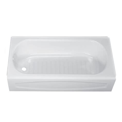 american standard bathtub american standard new solar 5 ft left drain soaking