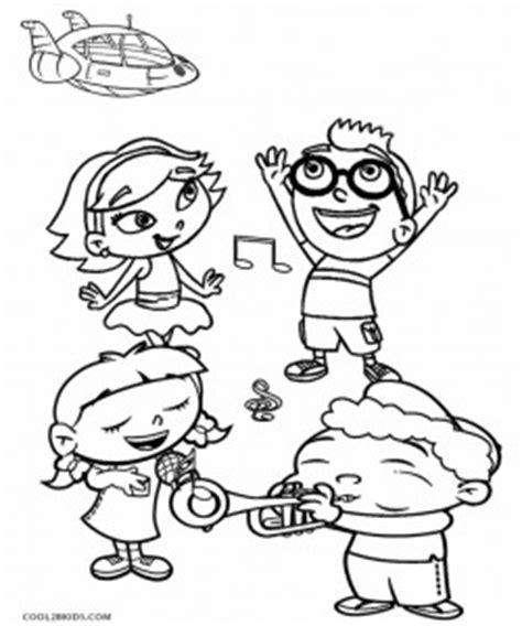 printable  einsteins coloring pages  kids