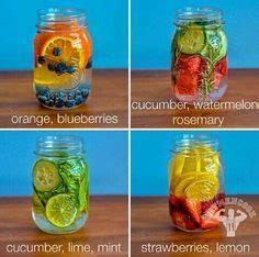 Detox Water Lemon Mint Cucumber Orange by Diffuse Water On Detox Waters Detox And Water
