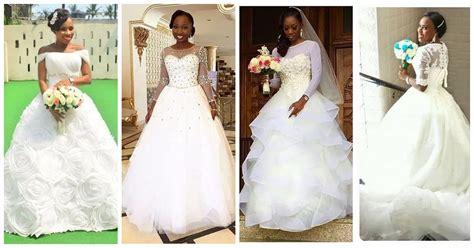 very recent naija weddings latest wedding gowns in nigeria 2017 2018 naija ng