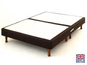 Divan Guest Bed Base Divan Bed Base On Legs Cheap Beds Direct
