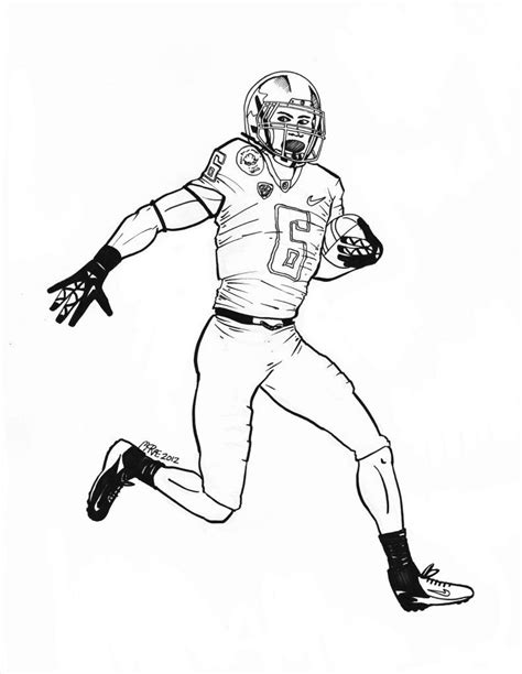 football card coloring page go back gt images for gt oregon ducks coloring pages