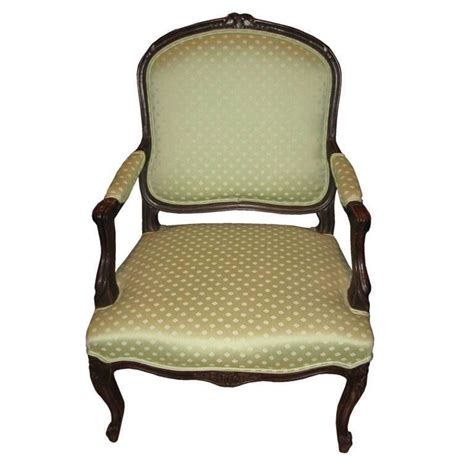 Louis Xv Armchair by Louis Xv Style Armchair For Sale At 1stdibs