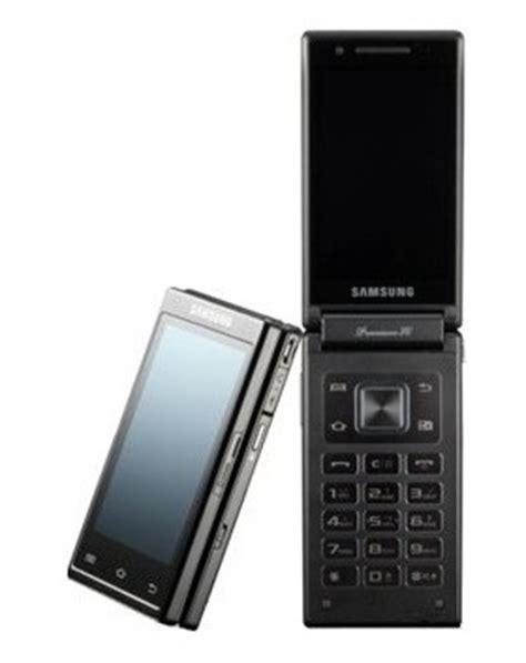 Handphone Samsung Lipat the samsung sch w999 is a dual screen android flip