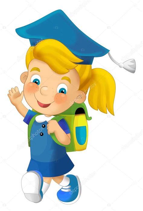 imagenes de niños wayuu dibujos animados de ni 241 o caminando con mochila