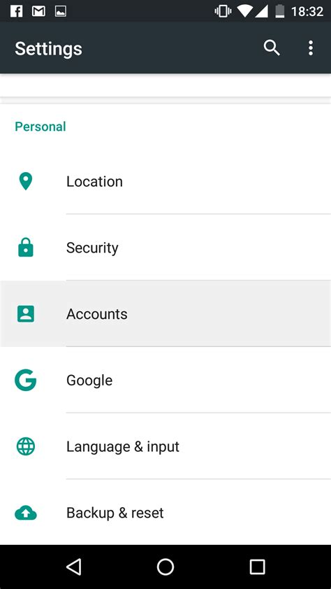 android mail configure an email account on android 6 marshmallow help center